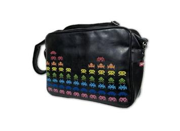 Die Tasche im Space Invaders-Design. (Foto: 3DSupply)