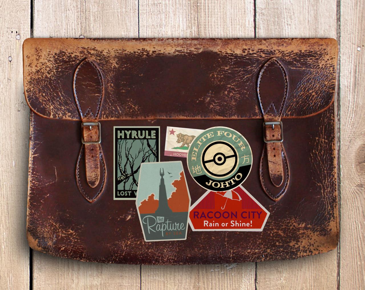 So könnte eure Tasche bald aussehen. (Foto: Redbubble)