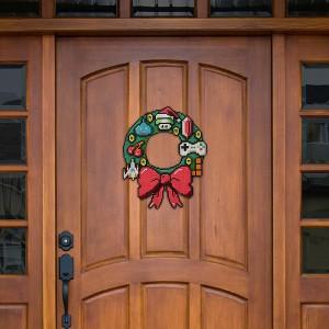 Lustiger Schmuck für die Tür. Mit LEDs, die leuchten. (Foto: ThinkGeek)