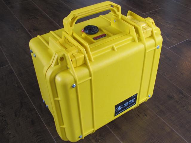 Die tragbare SNES-Konsole. (Foto: robotairz.imgur.com)