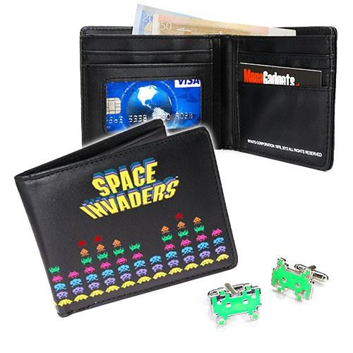 Space Invaders als Geldbörse. (Foto: MegaGadgets.de)