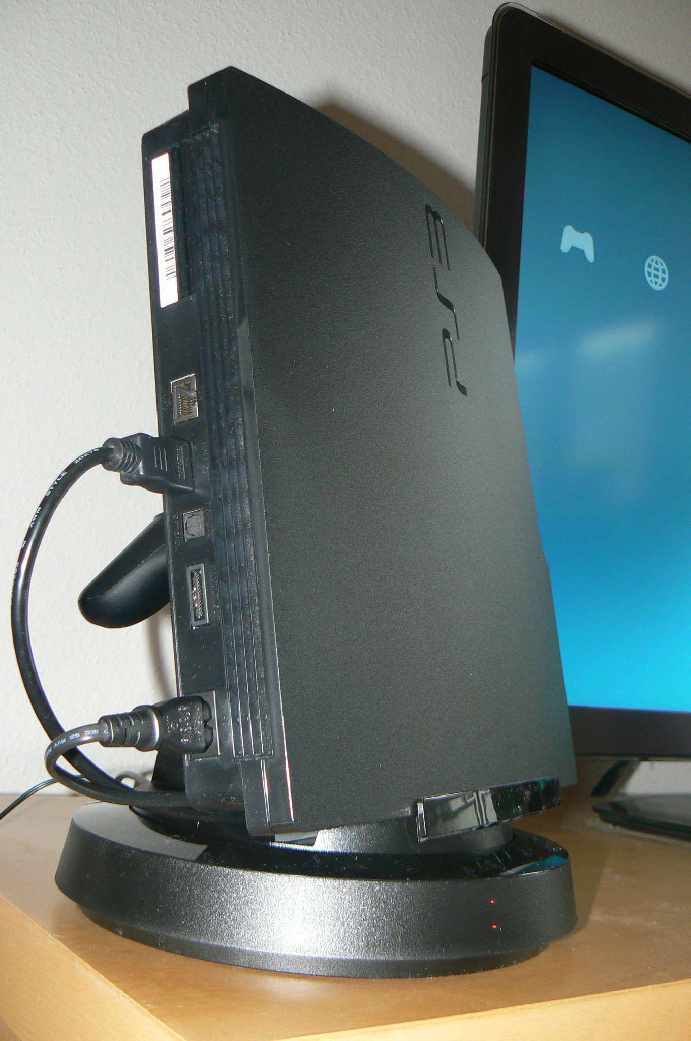 TwistDock: Sieht schick aus, nimmt aber viel Platz ein. (Foto: GamingGadgets.de)
