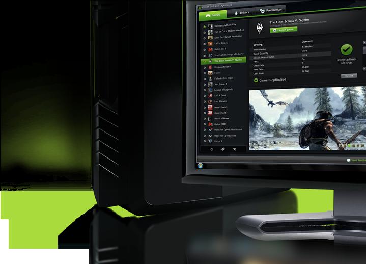 GeForce Experience wird für NVIDIA zu einem wichtigen Bestandteil. (Foto: NVIDIA)