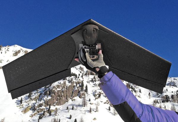 Eine Drohne für den Heimgebrauch. (Foto: Lehmann Aviation)