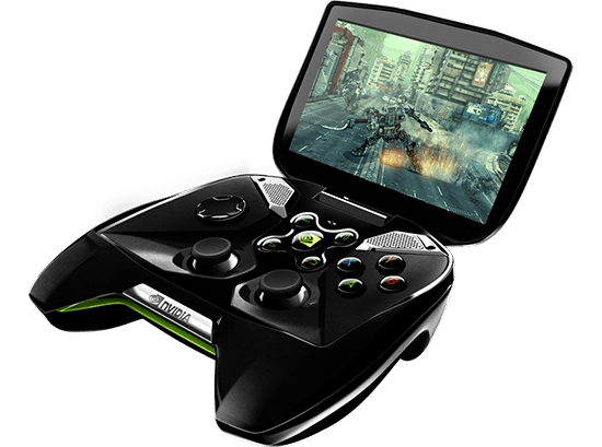 Project Shield. (Foto: NVIDIA)