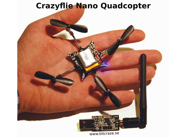 CrazyflieNano Quadcopter10dof