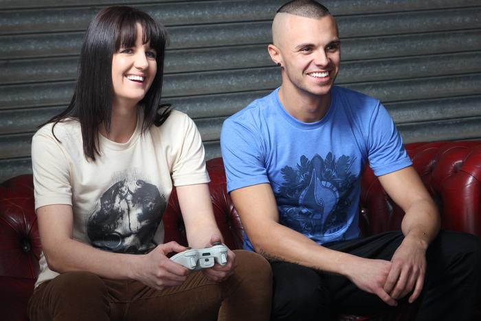 T-Shirts für Gamer. (Foto: Kickstarter)