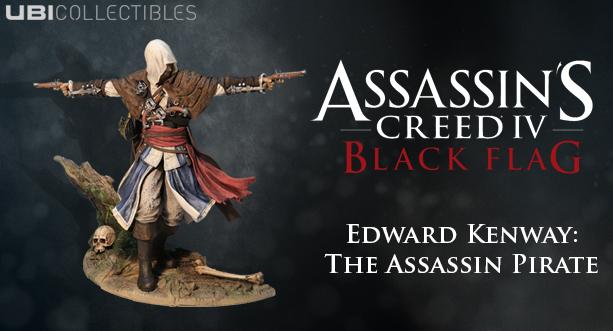 Die Figur wird 40 Euro kosten. (Foto: Ubisoft)