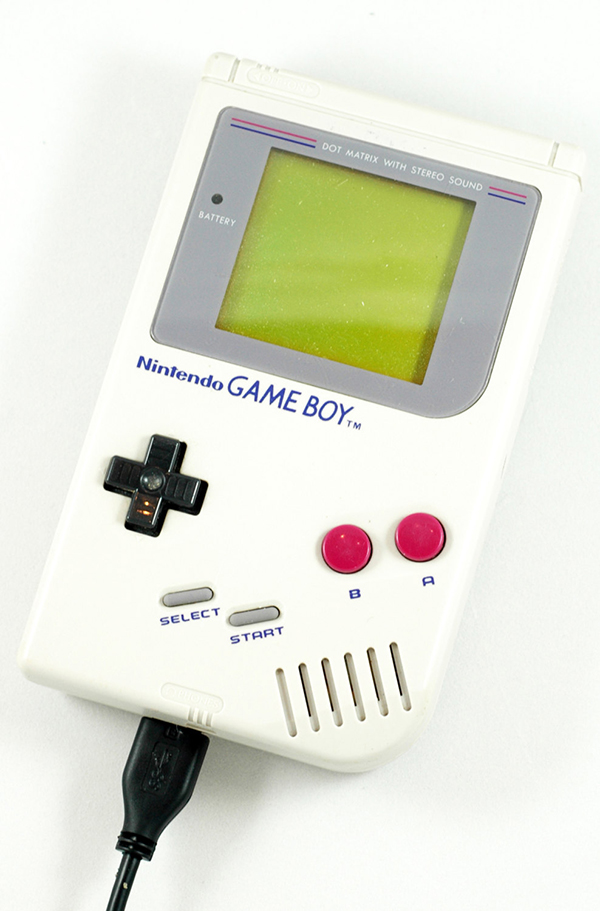 Gameboy (Color) als externe Festplatte. (Foto: Etsy)