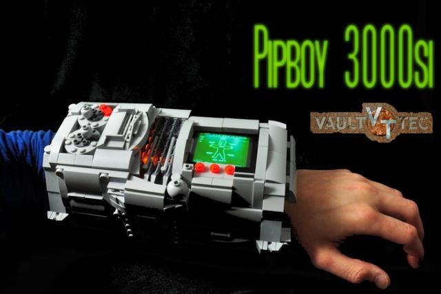 Komplett aus LEGO-Teilen gefertigt. Witzig. (Foto: flickr.com)