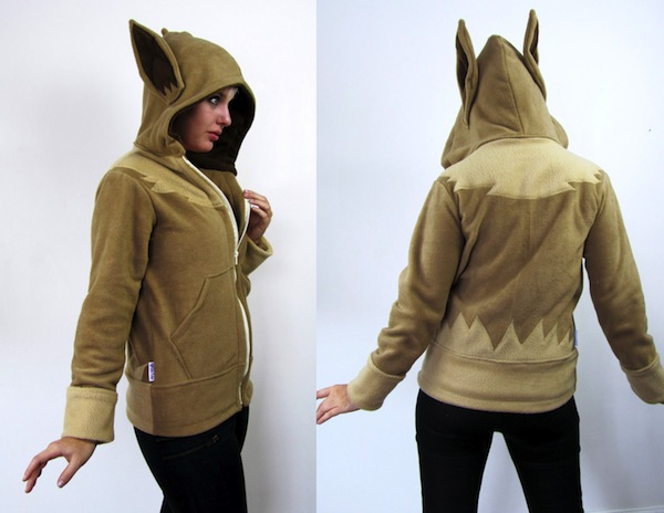 Pokemon Evolution-Outfit. (Foto: Etsy)