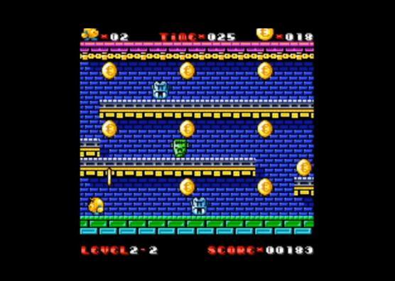 Eines der vier Spiele. (Foto: Kickstarter)