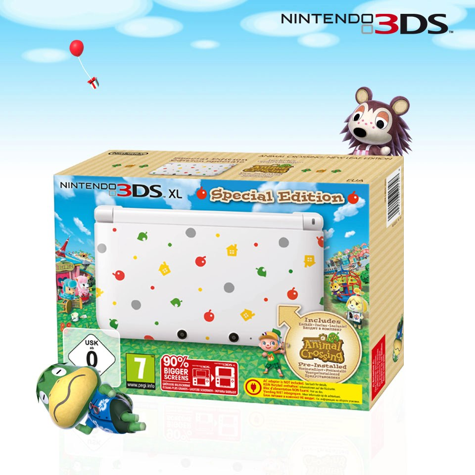 Witziges Design, oder? (Foto: Nintendo)