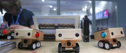 Ein niedlicher Pappkamerad. (Foto: Kickstarter)