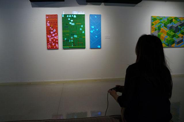 Kunst zum Spielen. (Foto: bwatanabe.com)