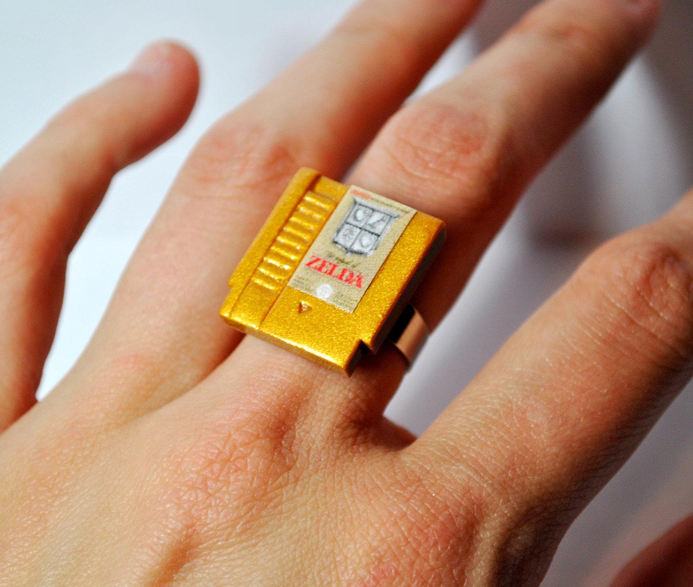 Das wäre dann sozusagen ein goldener Ring. (Foto: Etsy)