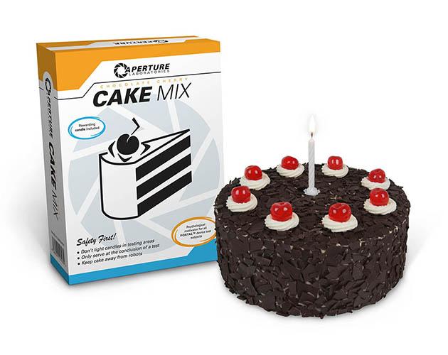 Der offizielle Kuchen zum Spiel. (Foto: Gaya Entertainment)