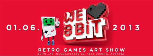 We Love 8Bit kommt nach Wien. (Foto: We Love 8Bit)