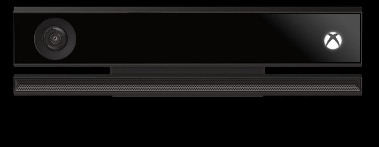 Der Kinect-Sensor der Xbox One. (Foto: Microsoft)