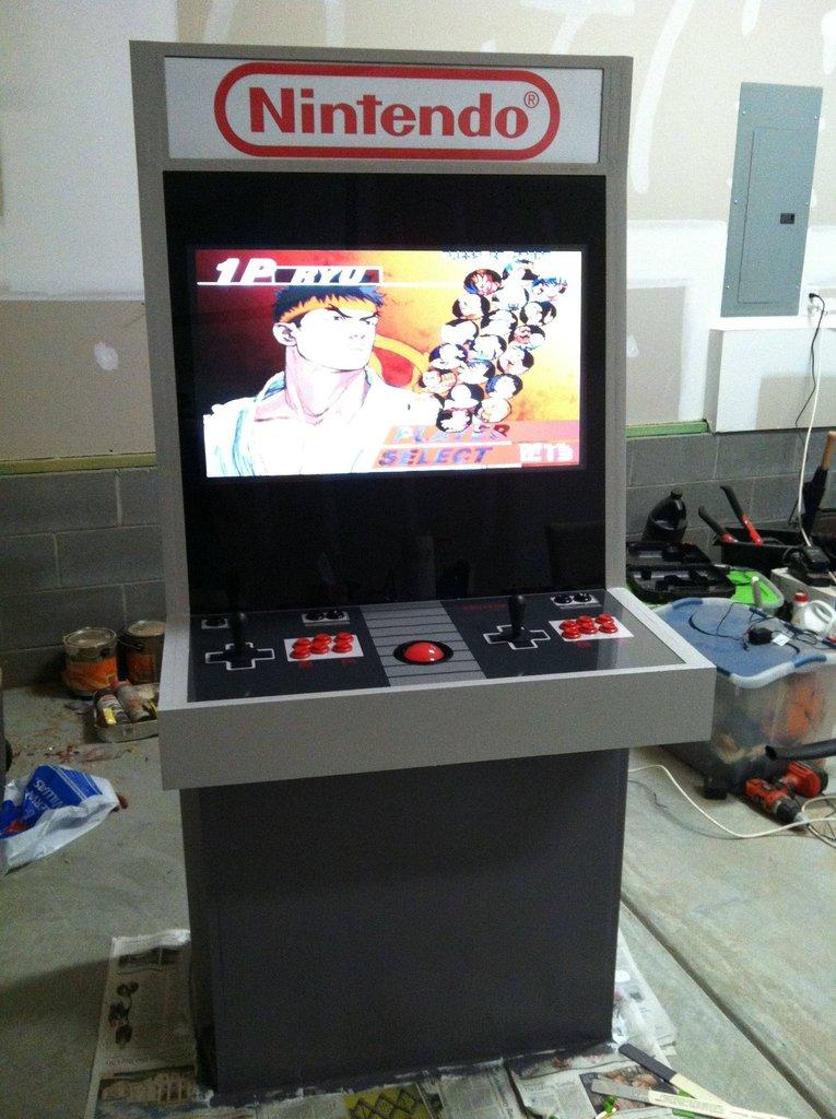 Ein schicker Automat, oder? (Foto:imgur.com)