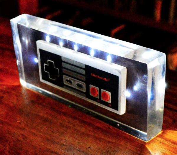 So eine Leuchte könntet ihr euch selbst basteln. (Foto: Instructables)