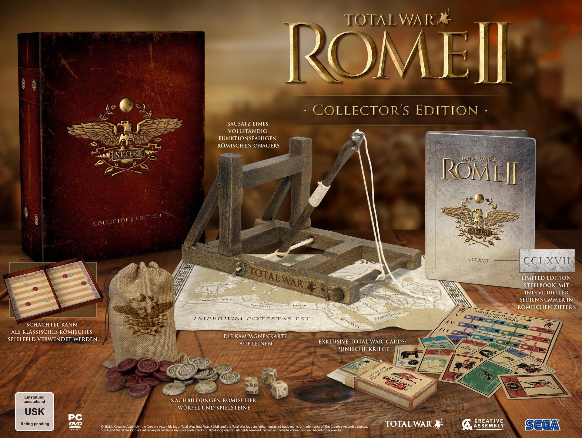 Knapp 130 Euro wird die Sammler-Edition kosten. (Foto: SEGA)