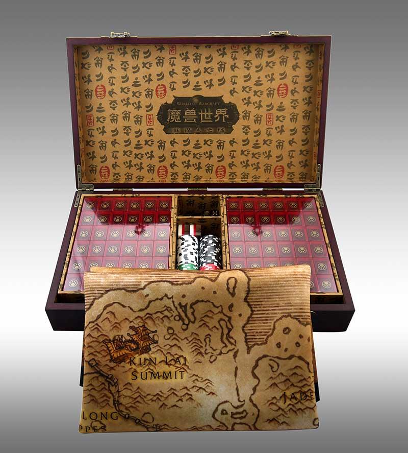 wow mahjong