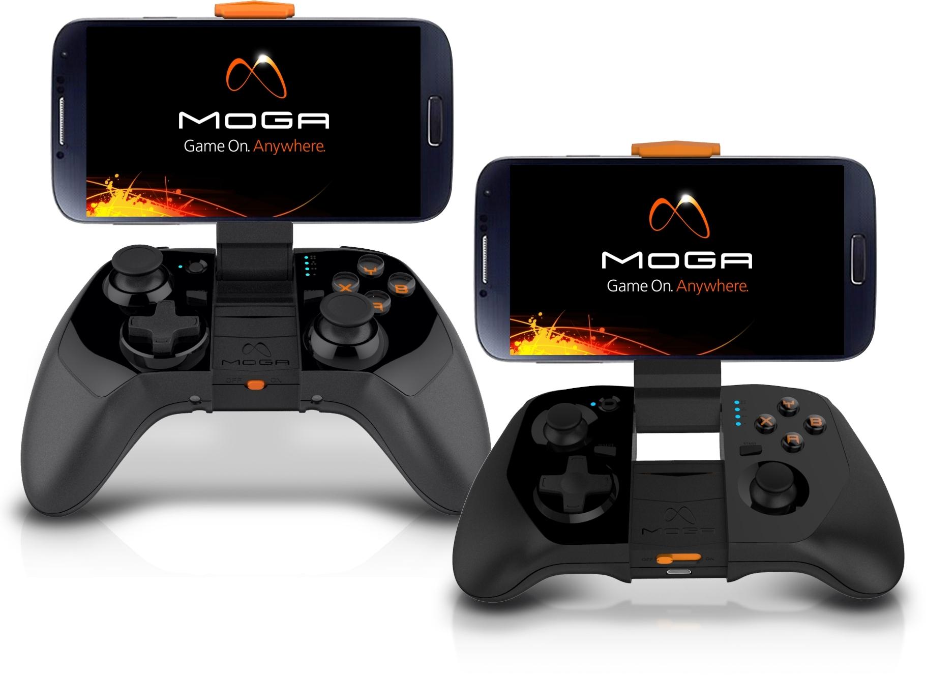 Die kommenden Modelle der MOGA Power-Reihe (Foto: PowerA)