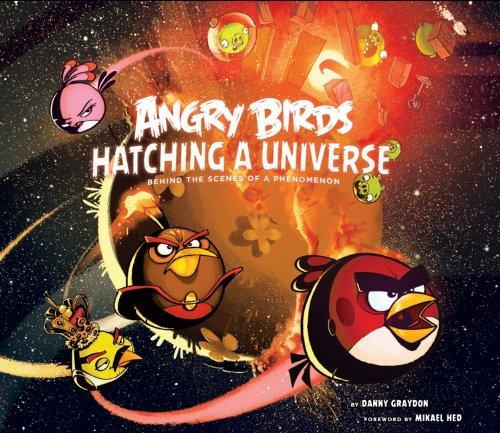 Ein Buch, das mehr über das Phänomen Angry Birds verrät. (Foto: Rovio)
