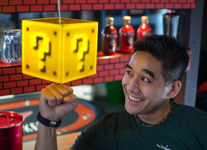 Erleuchtung für Mario-Fans (Foto: Kickstarter)