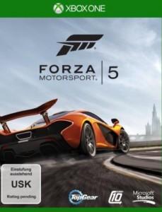 Forza 5 setzt übrigens auf Cloud-Elemente. Schauen wir mal, ob diese als DRM-Maßnahmen genutzt werden. (Foto: Microsoft)