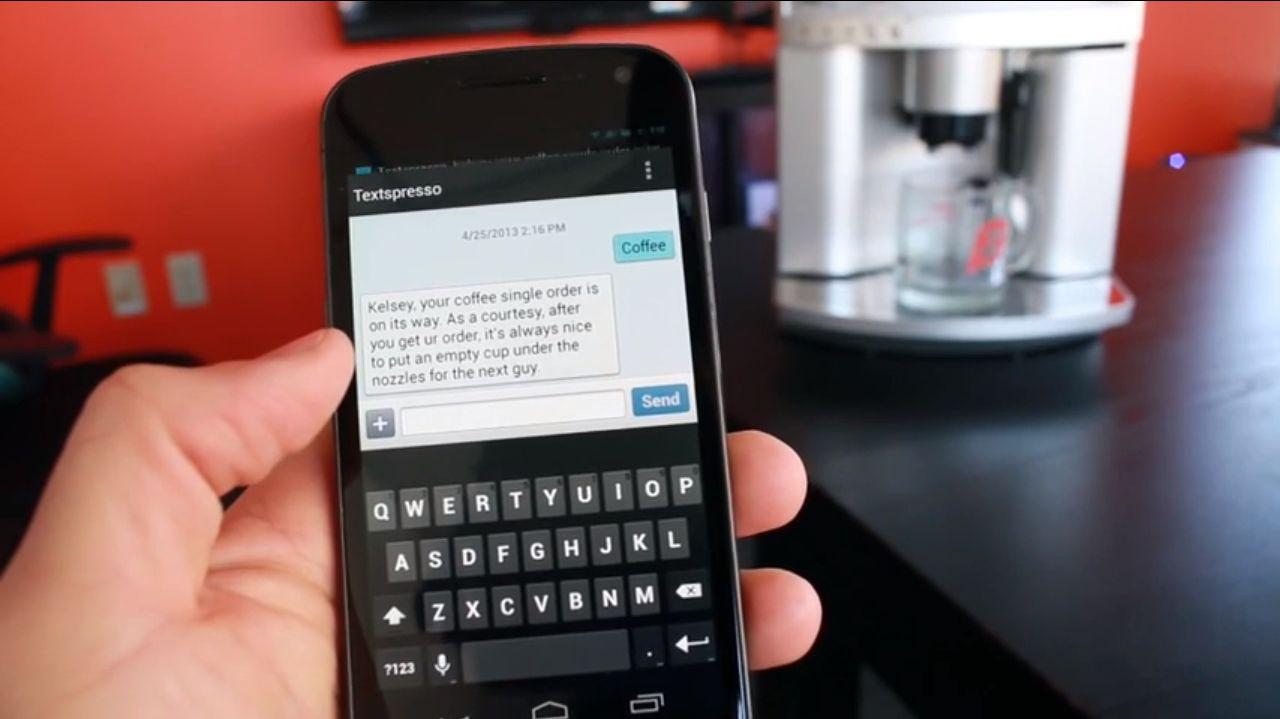 Jetzt wäre eine Tasse Kaffe recht... (Foto: YouTube.com)