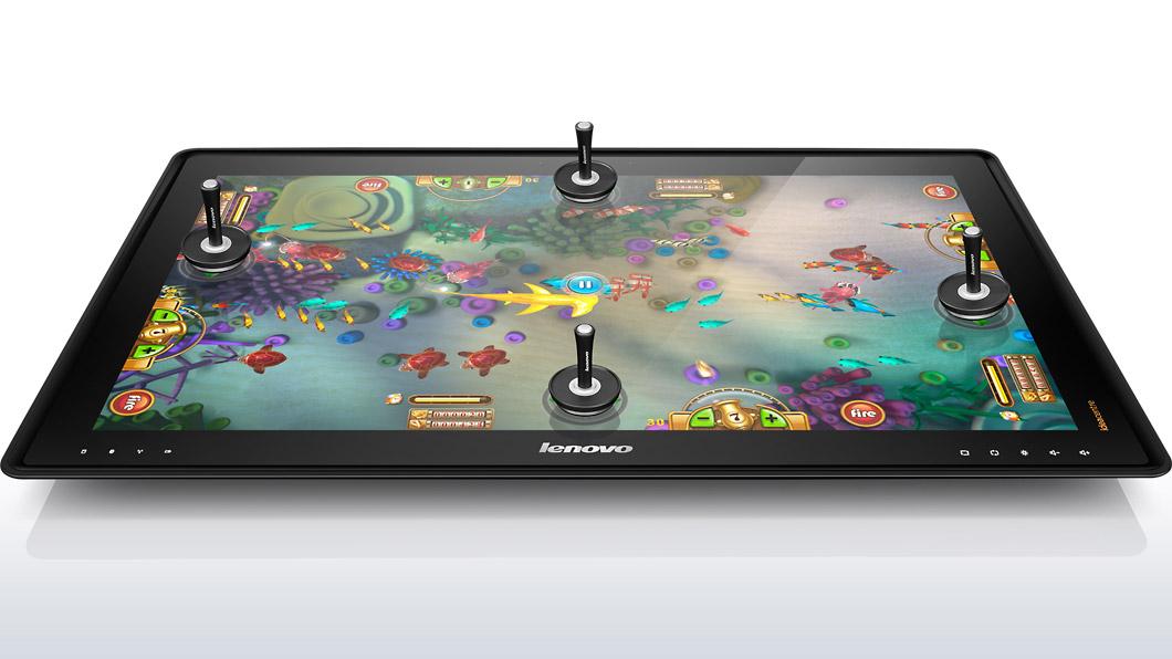 Das neue Spielbrett Lenovo IdeaCentre Horizon (Foto: Lenovo)