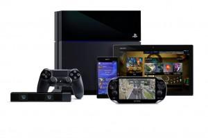 Inhalte von der PS4 wird es auch für Smartphone, Tablet und PS Vita geben. (Foto: Sony)
