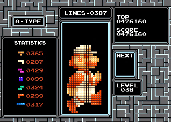 Mario im Tetris-Look (Foto: Technabob.com)