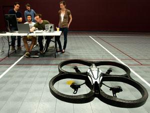 Flieg, Drohne, flieg! (Foto: University of Minnesota)
