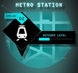 Hacken einer U-Bahn-Station... (Foto: Ubisoft)