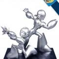 Mega Man Statue. (Foto: Capcom)