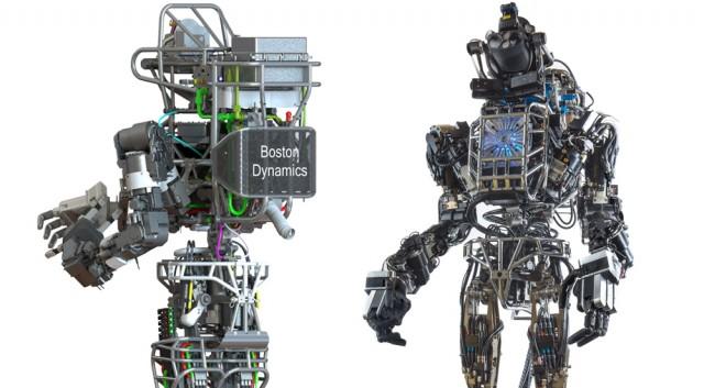 Der modernste Roboter der Welt?! (Foto: Boston Dynamics)