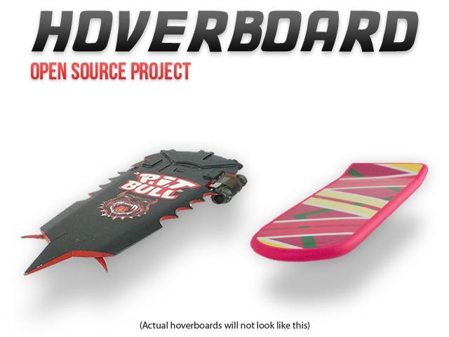 So könnte das Hoverboard aussehen. (Foto: Indiegogo)