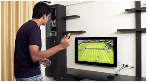 Das Spielerlebnis soll wie auf der Wii sein. (Foto: iTunes)