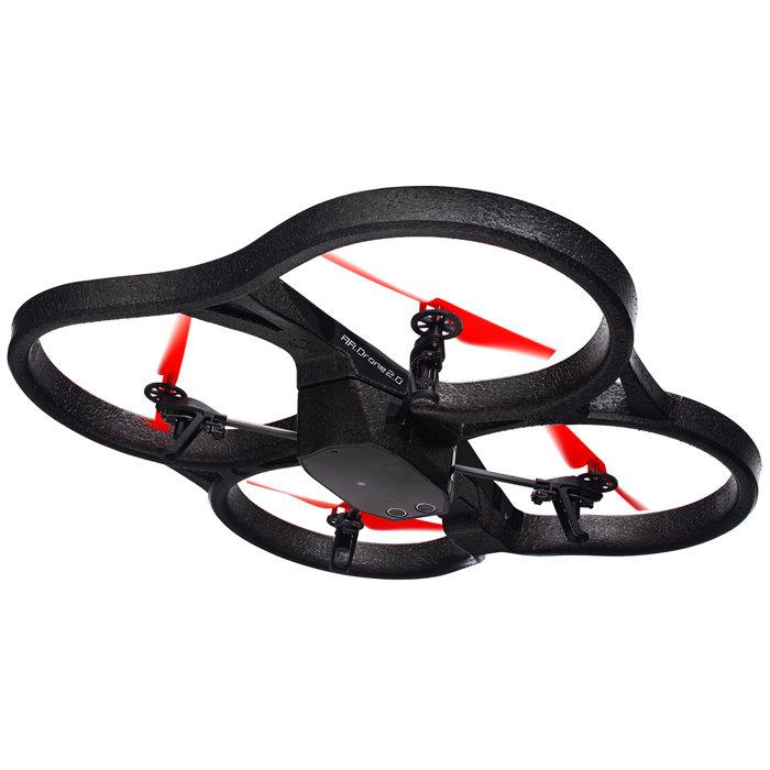 A.R. Drone 2.0 Power Edition. (Foto: Parrot)