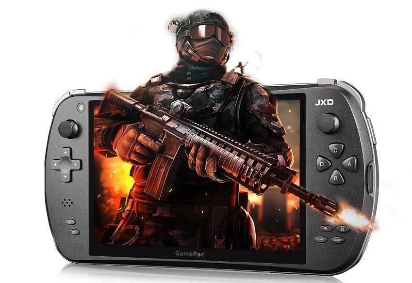 JXD S7800. (Foto: JXD)