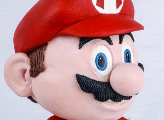 Ein ganz besonderer Mario. (Foto: incrediblecreaturedesigns.com)