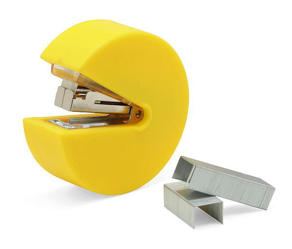 Pac-Man als Klammeraffe! (Foto: ThinkGeek)