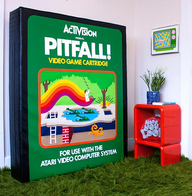 Vinyl Pitfall Cartridge. (Foto: Snaggs)
