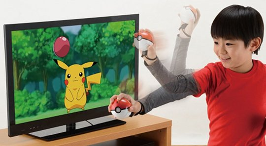 Pokémon jagt (fast) wie in echt! (Foto: Japan Trend Shop)