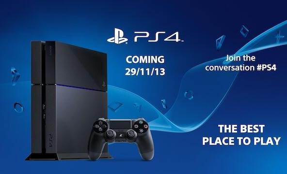 Die PS4 hat ein Datum. Endlich. (Foto: Sony)
