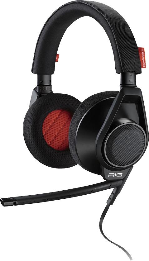 Das neue RIG Stereo-Headset (Foto: Plantronics)