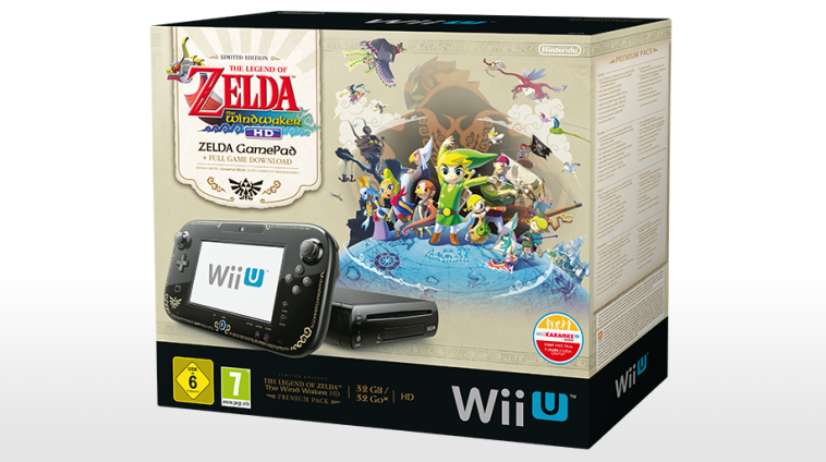Windwaker HD - Wii U - Bundle. (Foto: Nintendo)
